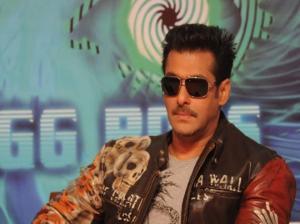 Salman Khan In Big Boss 8